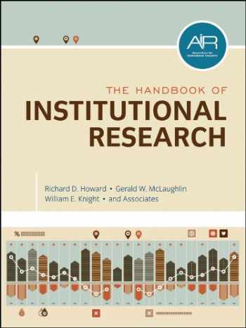 9780470609538-0470609532-The Handbook of Institutional Research