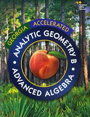 9780544236677-054423667X-Holt McDougal Accelerated Analytic Geometry B/Advanced Algebra: Student Edition 2014