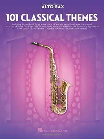 9781495056260-1495056260-101 Classical Themes for Alto Sax