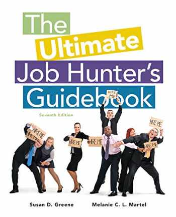 9781285868103-1285868102-The Ultimate Job Hunter's Guidebook