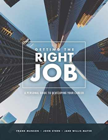 9781891156021-1891156020-Getting the Right Job