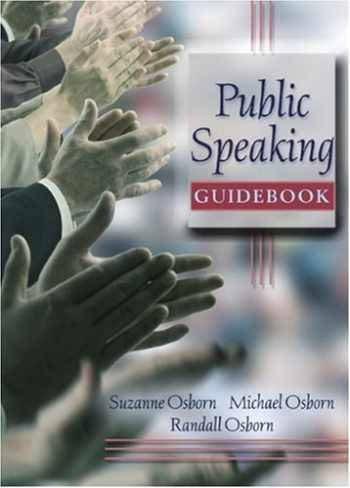 9780205563920-0205563929-Public Speaking Guidebook