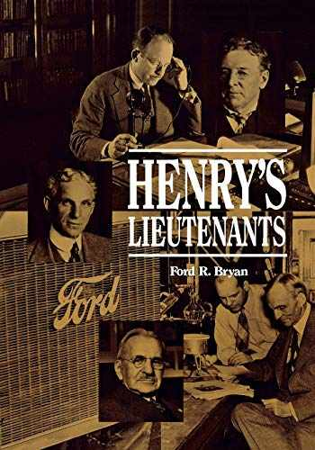 9780814332139-0814332137-Henry's Lieutenants (Great Lakes Books)