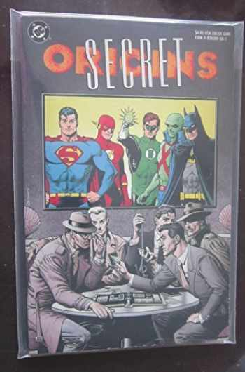9780930289508-0930289501-Secret Origins of the World's Greatest Super-Heroes