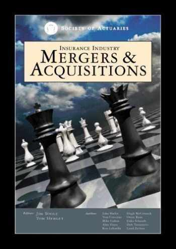 9780975933701-0975933701-Insurance Industry Mergers & Acquisitions