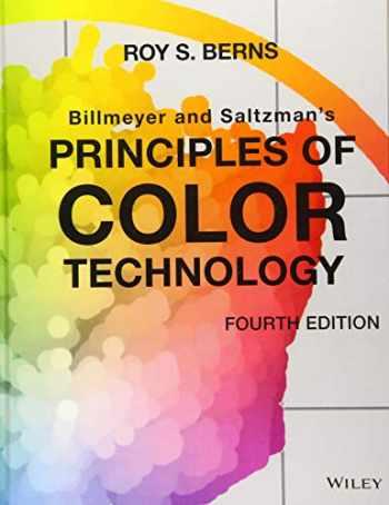 9781119367222-1119367220-Billmeyer and Saltzman's Principles of Color Technology