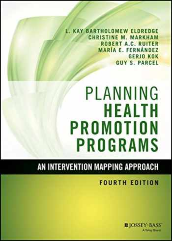 9781119035497-111903549X-Planning Health Promotion Programs: An Intervention Mapping Approach (Jossey-Bass Public Health)