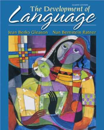 9780132612388-0132612380-The Development of Language (8th Edition) (The Allyn & Bacon Communication Sciences and Disorders Series)