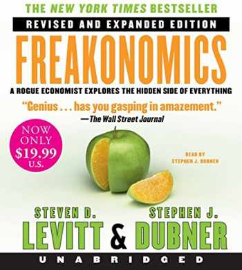 9780062314246-0062314246-Freakonomics Rev Ed Low Price CD: A Rogue Economist Explores the Hidden Side of Everything