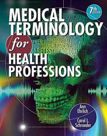 9781111543273-1111543275-Medical Terminology for Health Professions (with Studyware CD-ROM)
