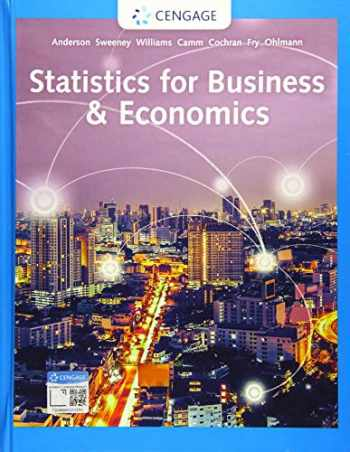 9781337901062-1337901067-Statistics for Business & Economics