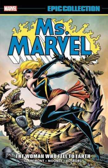 9781302918026-1302918028-Ms. Marvel Epic Collection: The Woman Who Fell to Earth