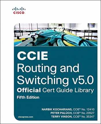 9781587144929-1587144921-CCIE Routing and Switching v5.0 Official Cert Guide Library
