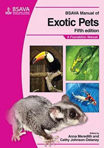 9781905319169-1905319169-BSAVA Manual of Exotic Pets