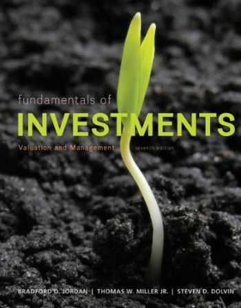 9780078096785-0078096782-Loose-Leaf Fundamentals of Investments with Stock Trak Card