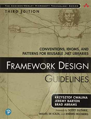 9780135896464-0135896460-Framework Design Guidelines: Conventions, Idioms, and Patterns for Reusable .NET Libraries (paperback) (Addison-Wesley Microsoft Technology Series)