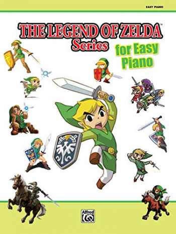9780739083246-0739083244-The Legend of Zelda for Easy Piano: Easy Piano Solos