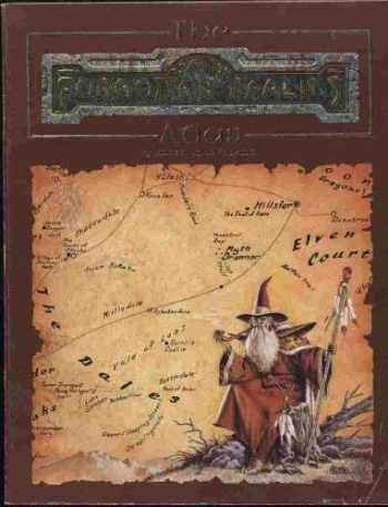 9780880388573-0880388579-The Forgotten Realms Atlas
