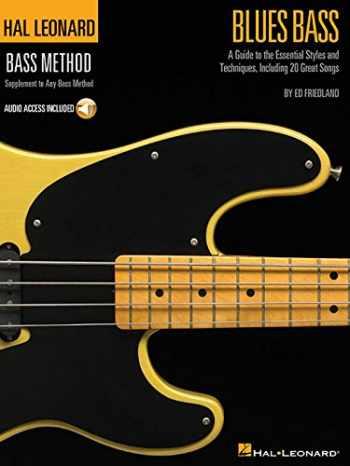 9780634089350-0634089358-Hal Leonard Blues Bass Method Tab + Accès audio (Hal Leonard Bass Method)
