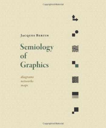 9781589482616-1589482611-Semiology of Graphics: Diagrams, Networks, Maps