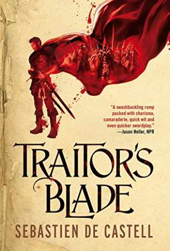 9781623654009-1623654009-Traitor's Blade (The Greatcoats, 1)