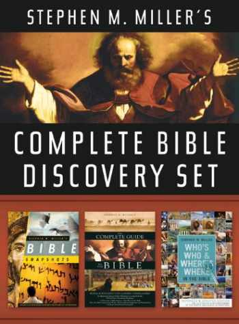 9781624167003-1624167004-Stephen M. Miller's Complete Bible Discovery Set