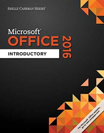 9781305870048-1305870042-Shelly Cashman Series Microsoft Office 365 & Office 2016: Introductory, Spiral bound Version