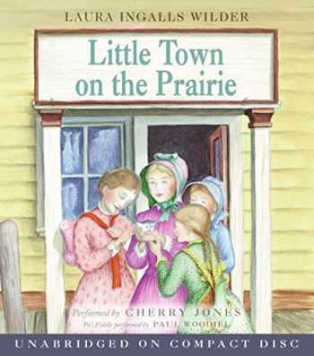9780060565053-0060565055-Little Town on the Prairie CD (Little House)