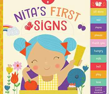 9781945547676-1945547677-Nita's First Signs (1) (Little Hands Signing)