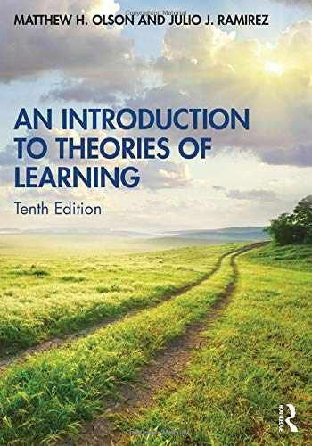 9780815348085-0815348088-An Introduction to Theories of Learning