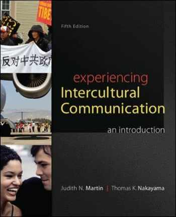 9780078036927-0078036925-Experiencing Intercultural Communication An Introduction