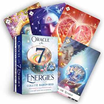 9781401956974-1401956971-Oracle of the 7 Energies: A 49-Card Deck and Guidebook