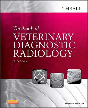 9781455703647-1455703648-Textbook of Veterinary Diagnostic Radiology