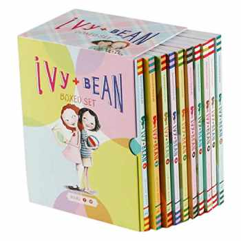 9781452167725-1452167729-ivy + BEAN DELUXE SET, INCLUDES BOOKS 1-10 + SECRET TREASURE BOX