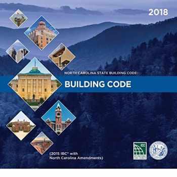 9781609838348-1609838343-North Carolina State Building Code: Building Code 2018