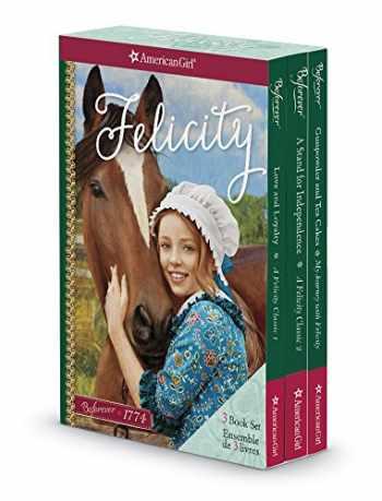 9781609588700-1609588703-Felicity 3-Book Box Set (Felicity Classics: American Girl Beforever)