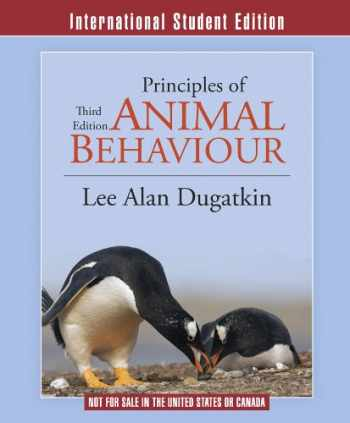 9780393922332-0393922332-Principles of Animal Behavior