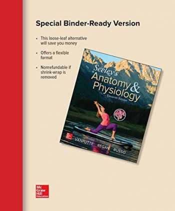 9781259671142-1259671143-Loose Leaf Version for Seeley's Anatomy & Physiology