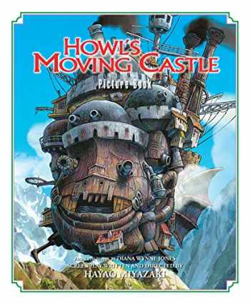 9781421500904-1421500906-Howl's Moving Castle Picture Book