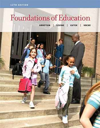 9781133589853-1133589855-Foundations of Education