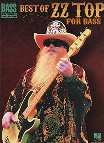 9781617804656-1617804657-Best of ZZ Top for Bass (Bass Recorded Versions)