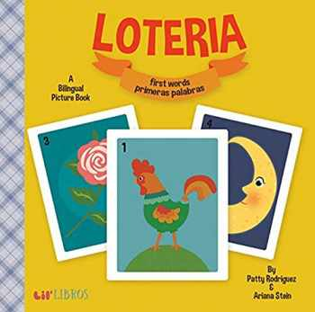 9781495126550-1495126552-Loteria: First Words / Primeras Palabras (English and Spanish Edition)