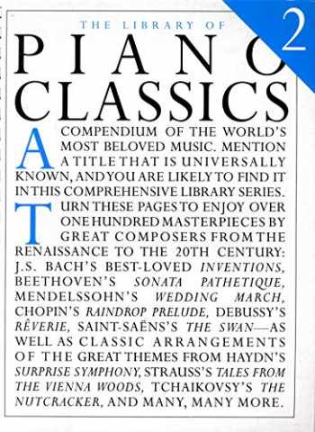 9780825613777-0825613779-The Library of Piano Classics 2