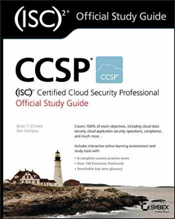 9781119277415-1119277418-CCSP (ISC)2 Certified Cloud Security Professional Official Study Guide