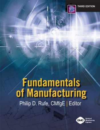 9780872638709-0872638707-Fundamentals of Manufacturing 3rd Edition