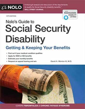 9781413327274-1413327273-Nolo's Guide to Social Security Disability: Getting & Keeping Your Benefits