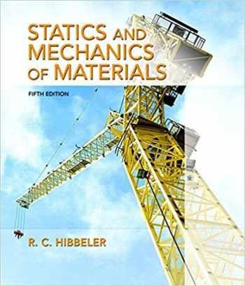 9780134382593-0134382595-Statics and Mechanics of Materials (5th Edition)