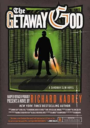 9780062197627-0062197622-The Getaway God: A Sandman Slim Novel