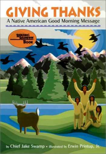 9781880000151-1880000156-Giving Thanks: A Native American Good Morning Message (Reading Rainbow Books)