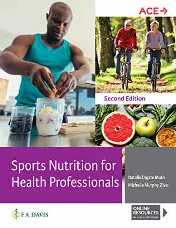 9780803676121-0803676123-Sports Nutrition for Health Professionals